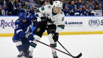 Sharks Takeaways: What We Learned in 6-3 Loss to League-best Lightning