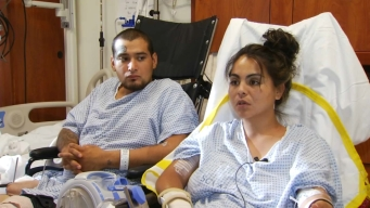 Recovering Couple Recount SJ Hit-and-Run From Hospital Beds