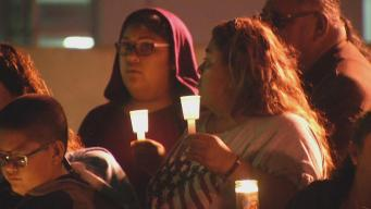 Candlelight Vigil Held For Pregnant San Jose Teen Killed in Car Crash