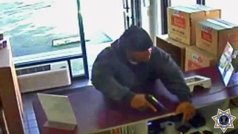 Police Searching for Suspect in Armed Robbery of SJ Business