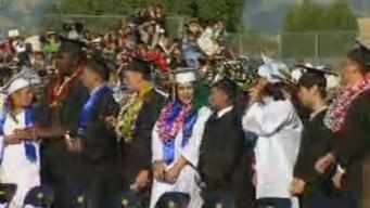 Defeating the Odds: Once Troubled High School Students Earn Graduation Day in San Jose