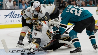 Watch Sharks Score Four Fast Goals in Game 7 After Joe Pavelski Injury