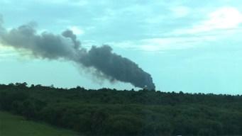 SpaceX Rocket Explodes, Takes Down Facebook Satellite