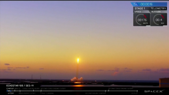 SpaceX Successfully Launches and Lands Another Rocket