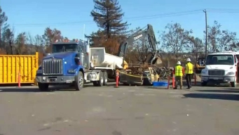 Santa Rosa Residents Aiming to Get Wildfire Cleanup Rolling