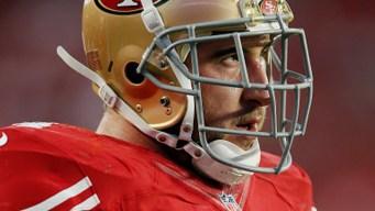 49ers Shopping Pro Bowl Tackle Joe Staley: Report