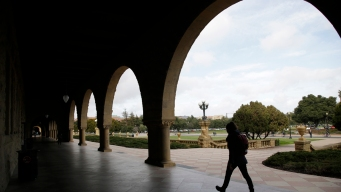 Stanford Business School Building Vandalized With Swastika