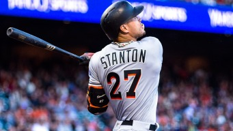 Giants Officially Out, Stanton Does Not Waive No-trade Clause for San Francisco