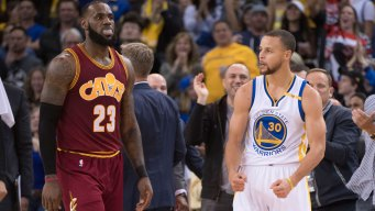 Warriors End Drought Against Cavs in Dominant Fashion