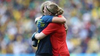 Sweden Tops Brazil in Shootout, Makes Women's Soccer Final