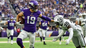 Raiders Suffer Blowout Loss to Vikings