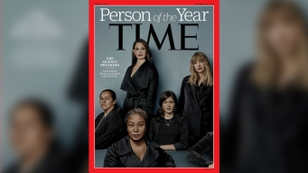 'Silence Breakers' of #MeToo Movement Are Time's 2017 Person of the Year
