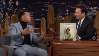 'Tonight': John Legend Was Hazed by 'The Voice' Costars
