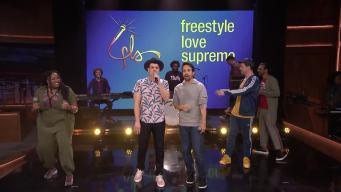 'Tonight': Freestyle Love Supreme Improvises Pet Peeve Song