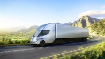 Tesla Sued by Competitor Over Semi Truck Technology