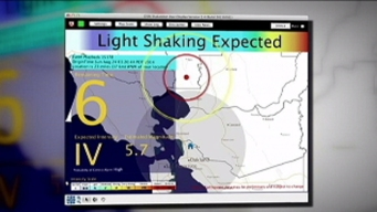 CA's Earthquake Early Detection System Only Halfway Complete