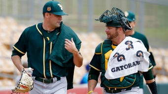 A's Spring Training: Triggs Strengthens His Bid for Rotation