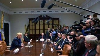 GOP Shoves Tax Overhaul Ahead; Shutdown Still a Threat