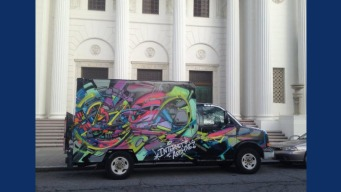 SF Non-Profit Internet Archive Gets Back Stolen Delivery Truck