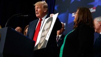 Trump Tweets, Hard-Right Voters Hamper GOP Immigration Push