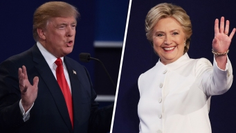 Hillary Clinton, Donald Trump Face Off in Final Debate