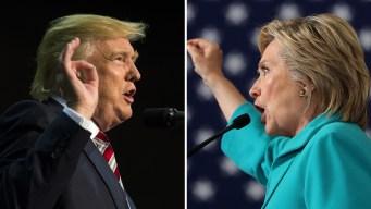 Trump Team Holds Facebook Live Minutes Before 3rd Debate