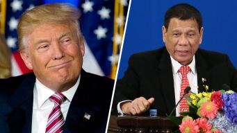 Trump Praises Philippine Leader for Drug Crackdown: Report