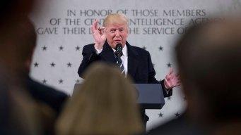 'Despicable': Ex-CIA Boss Rips Trump Speech at Memorial