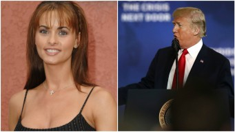 Ex-Model Sues to Break Silence on Alleged Trump Affair