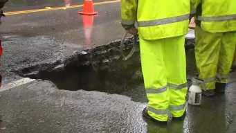 Water Main Break Reported in Contra Costa County