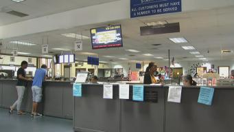 Drivers Disgruntled by Computer Failures at California DMV Offices