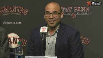 Farhan Zaidi's Upbringing, Experience Show How He'll Attack Giants Job