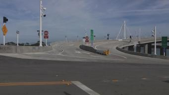 New Bay Bridge On- and Off-Ramps for Treasure Island