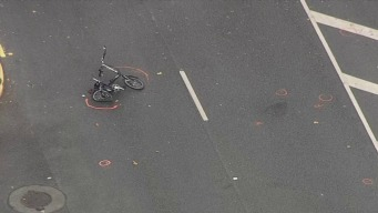 Bicyclist Seriously Injured After South Bay Hit-and-Run
