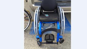 10-Year-Old's Wheelchair Stolen in Mission Beach