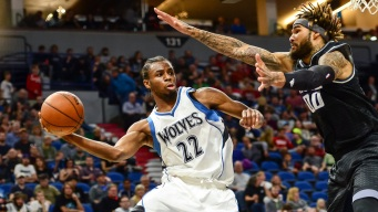 Gameday: Kings Start Four-game Road Trip Against T'Wolves