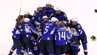 What You Missed Last Night in Pyeongchang: Mission Accomplished for US Women's Hockey