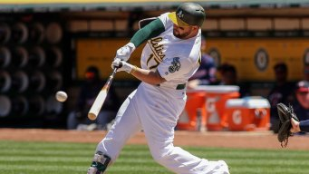 A's Walk Off on Twins for Second Consecutive Day