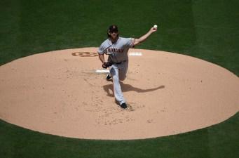 Giants Blanked by Padres in Season Opener