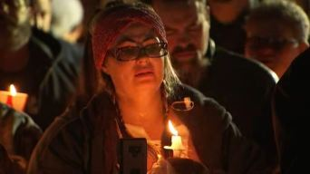Hundreds Attend Vigil to Remember Victims of Yorba Linda Plane Crash