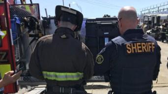 Hazmat Incident in Oakland Cleared: Fire Dept.