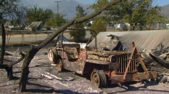 2 Killed in Devastating Central Calif. Wildfire