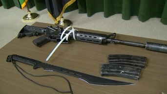 Man With Weapons, Ammunition Arrested at Metro Station