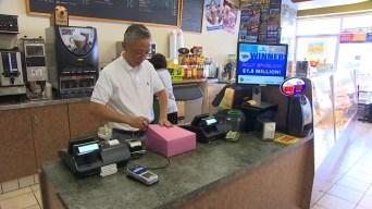 Winning $20 Million Lottery Ticket Sold at IE Doughnut Shop