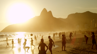 This Weekend: Destination Rio