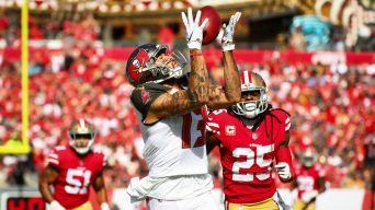 Bucs Top 49ers, 27-9, Dropping San Francisco to 2-9
