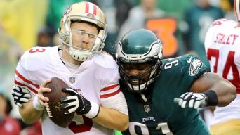 49ers Get Beat Up in More Ways Than One Against Eagles