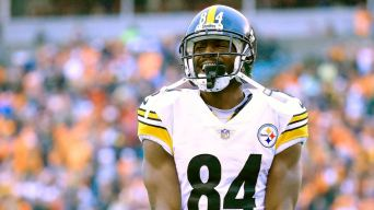 Rice: Antonio Brown Wants to Play for 49ers 'Really Badly'
