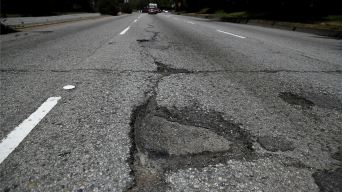Bay Area Storms Leave Behind Pothole Problems