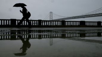 Storm Wallops Bay Area With Rain, Gusty Winds